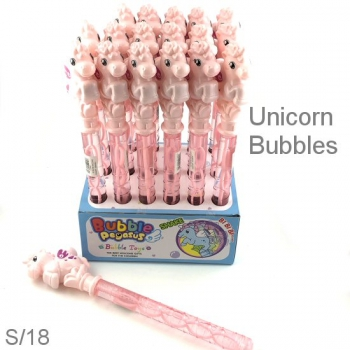 UNICORN BUBBLES