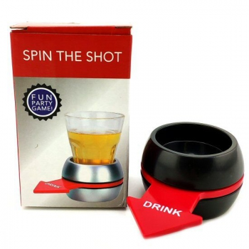 SPIN THE SHOT