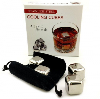 WHISKEY COOLING CUBES