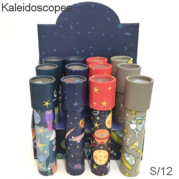 KALEIDOSCOPE BOYS DISPLAY 12