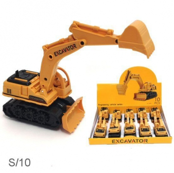 DOZER DISPLAY 10
