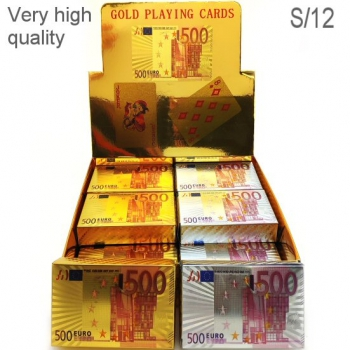 PLAYING CARDS (EURO)