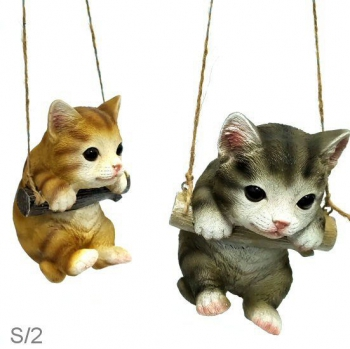 HANGING CATS