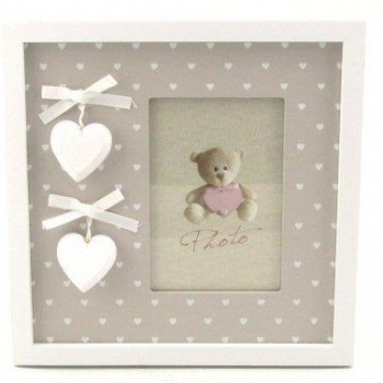 PHOTO FRAME HEARTS