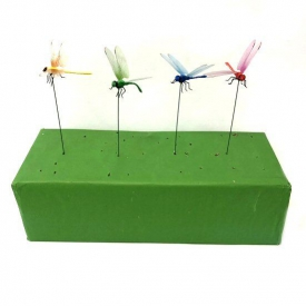 PLASTIC DRAGONFLY STICK