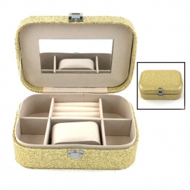 JEWELLERY BOX GOLD