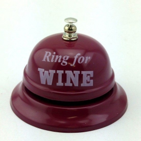 RING FOR WINE DESKBELL