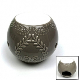ORNATE OIL BURNER