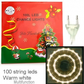 LED LIGHTS 100pcs