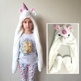 UNICORN HATS/GLOVES
