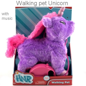 WALKING UNICORN PURPLE