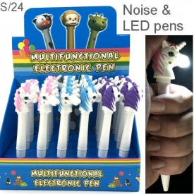 NOISE LED PENS DISPLAY 24