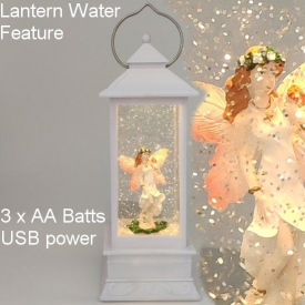 FAIRY GLITTER WATER FEATURE