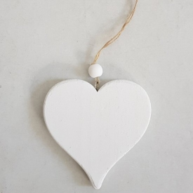 WOODEN HEART LARGE