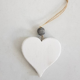 WOODEN HEART SMALL