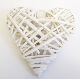 WILLOW HEART WHITE