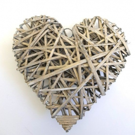 WILLOW HEART NATURAL