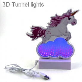 MIRROR USB UNICORN