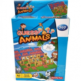 GUESS THE ANIMALS GAME