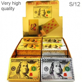 PLAYING CARDS (DOLLAR)
