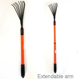 LIGHT RAKE LONG HANDLE