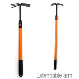 HAND HOE CULTIVATOR LONG HANDLE