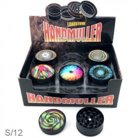 GRINDER LUMO DISPLAY 12