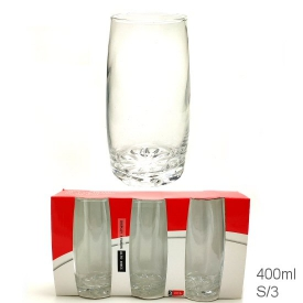 BEER GLASS 3PCS