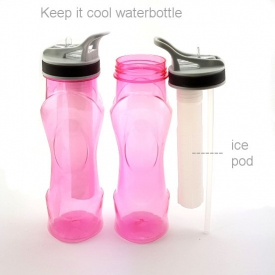 WATERBOTTLE ASSTD COLOURS