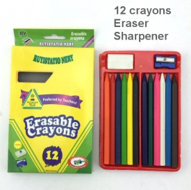 PENCIL CRAYON SET