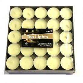 TEALIGHT CANDLE DISP 100