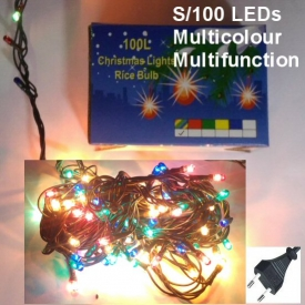 100LED STRING LIGHTS 4m