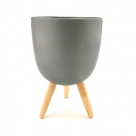 POT COVER GREY