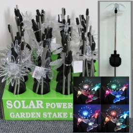 SOLAR COLOUR LIGHT STICK S/20