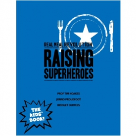 BOOK RAISING SUPERHEROES