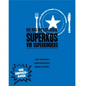 BOOK SUPERKOS VIR SUPERKINDERS