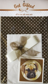 GIFT WRAP PACK - CHOC BOXER