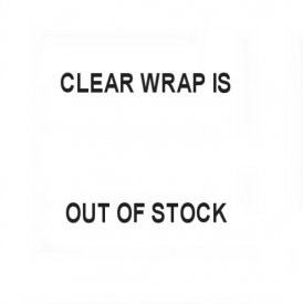 CLEAR WRAP