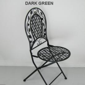 ROSE CHAIR DARK GREEN