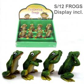FROGS SET 12