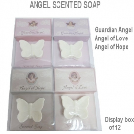 ANGEL SCENTED SOAP S/12