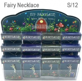 FAIRY NECKLACE 4 ASSTD
