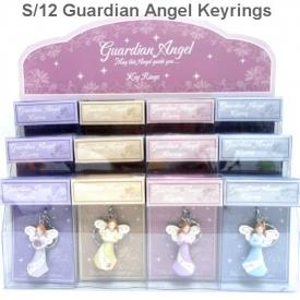 ANGEL KEYRING SET 12