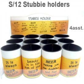 STUBBY 4 ASSTD