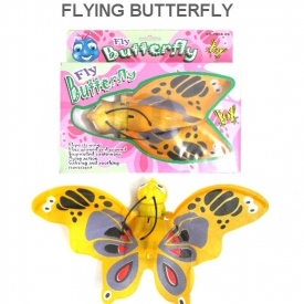 FLY BUTTERFLY