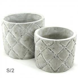 FLOWER POT SET 2