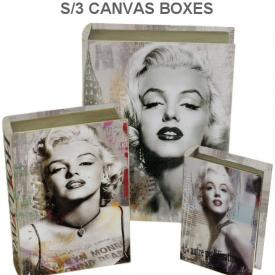 CANVAS BOOK BOX SET 3