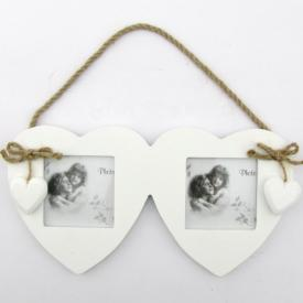 HEART HANGING FRAME SET 2