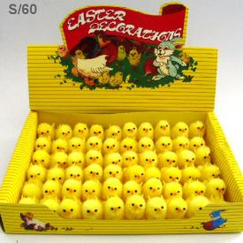 CHICKEN 4cm SET 60