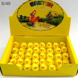 CHICKEN 2.5cm SET 40